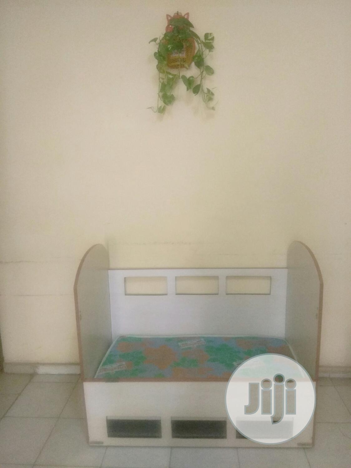 Archive: Nearly New Baby's Cot