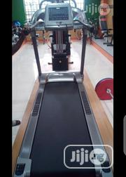 American Fitness 4hp Treadmill With MP3 | Sports Equipment for sale in Lagos State, Victoria Island