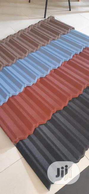 Original Newzealand Stone Coated Sheets (Classic Design) | Building Materials for sale in Oyo State, Ibadan