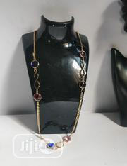 Multicoloured Shirt Chain Gold | Jewelry for sale in Lagos State, Agboyi/Ketu