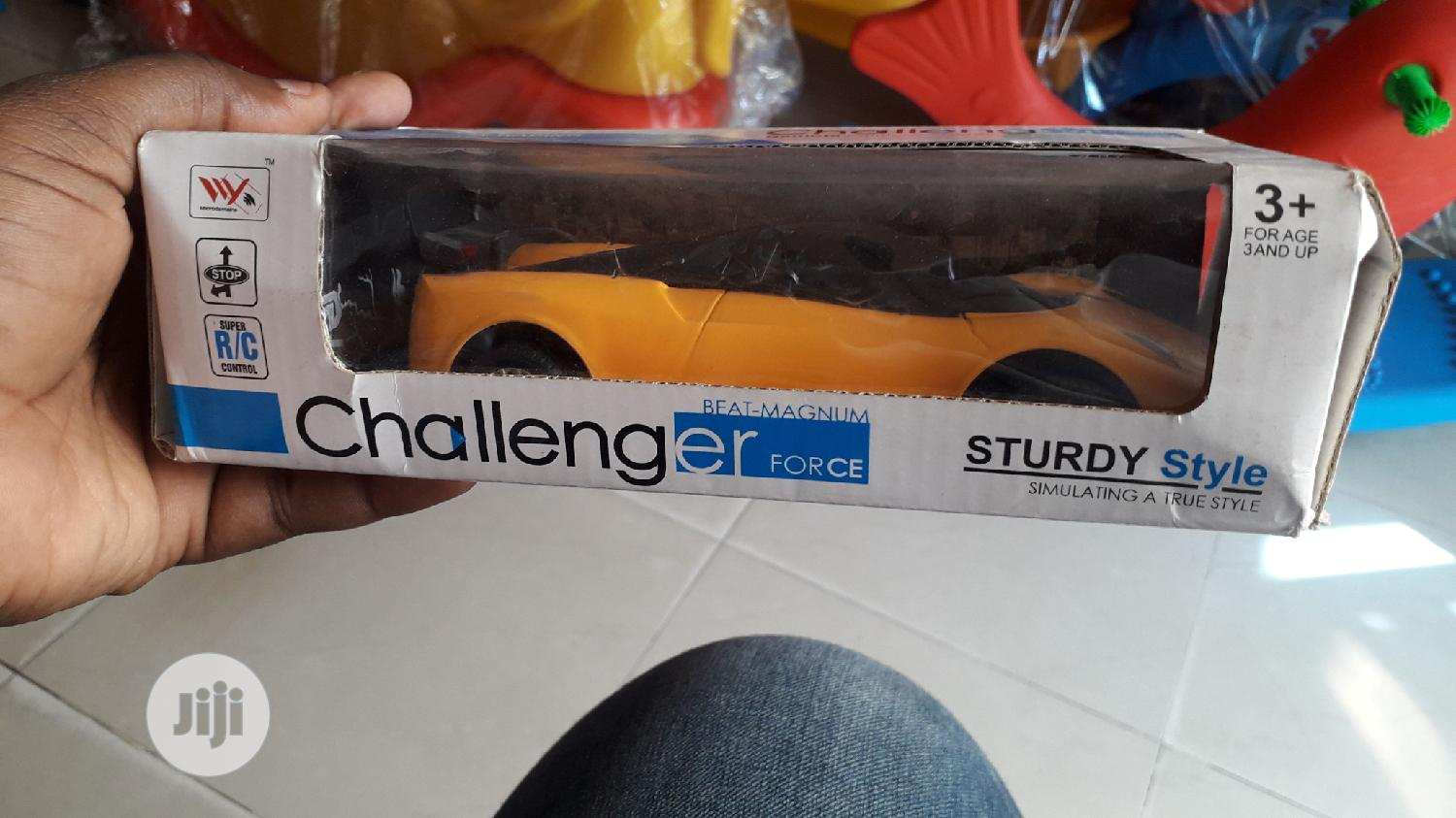 Challengers Wireless Remote Control
