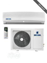 Brand New Bruhm 1hp AC Split Fast Cooling + Installation Kits | Home Appliances for sale in Lagos State, Ojo