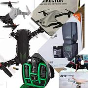 A Generic Drone Camera With Hd Image | Photo & Video Cameras for sale in Lagos State, Ojo