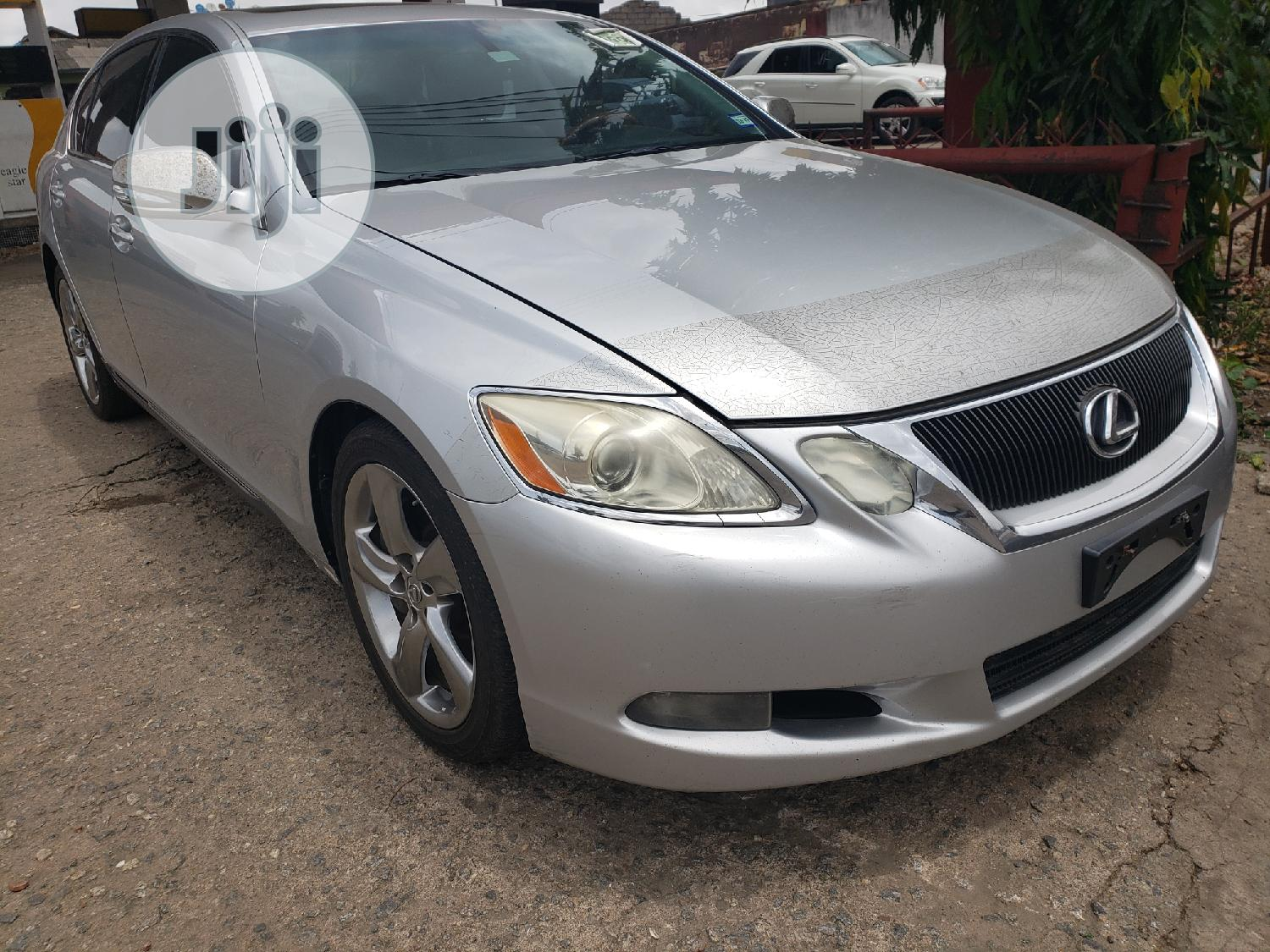 Lexus GS 350 2010 Silver | Cars for sale in Ilupeju, Lagos State, Nigeria