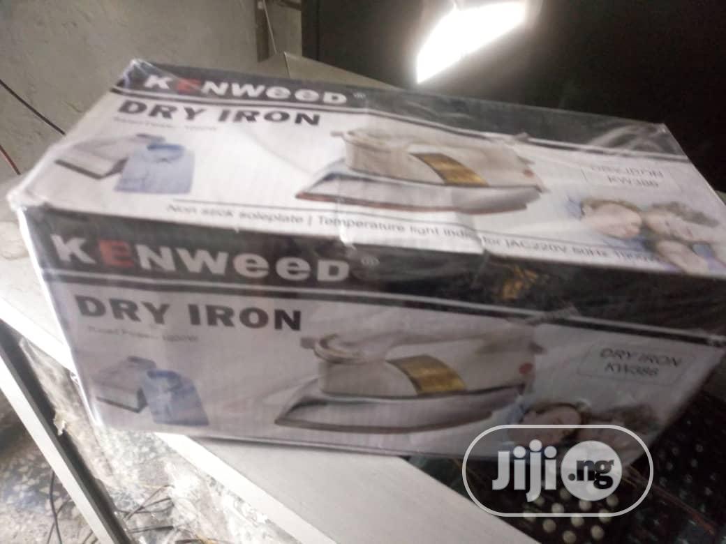 Pressing Iron