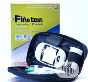 Monitor Your Blood Glucose/Sugar Level With Fine Test Glucometer   Tools & Accessories for sale in Lagos State, Surulere