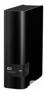 WD Easystore 8TB External USB 3.0 Hard Drive - Black   Computer Hardware for sale in Lagos State, Ikeja