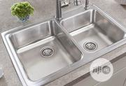 Double Bowl Dish Washer | Plumbing & Water Supply for sale in Lagos State, Ojo