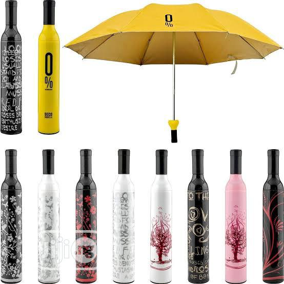Bottle Umbrella | Clothing Accessories for sale in Lagos Island (Eko), Lagos State, Nigeria