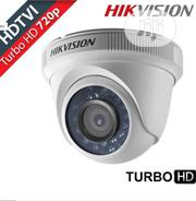 Hikvision Turbo HD720P IR 2.8mm Dome Camera(DS-2CE56C0T-IRP) | Security & Surveillance for sale in Lagos State, Ikeja