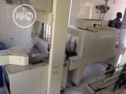 Clean Shrink Wrapping Machine | Manufacturing Equipment for sale in Lagos State, Ajah