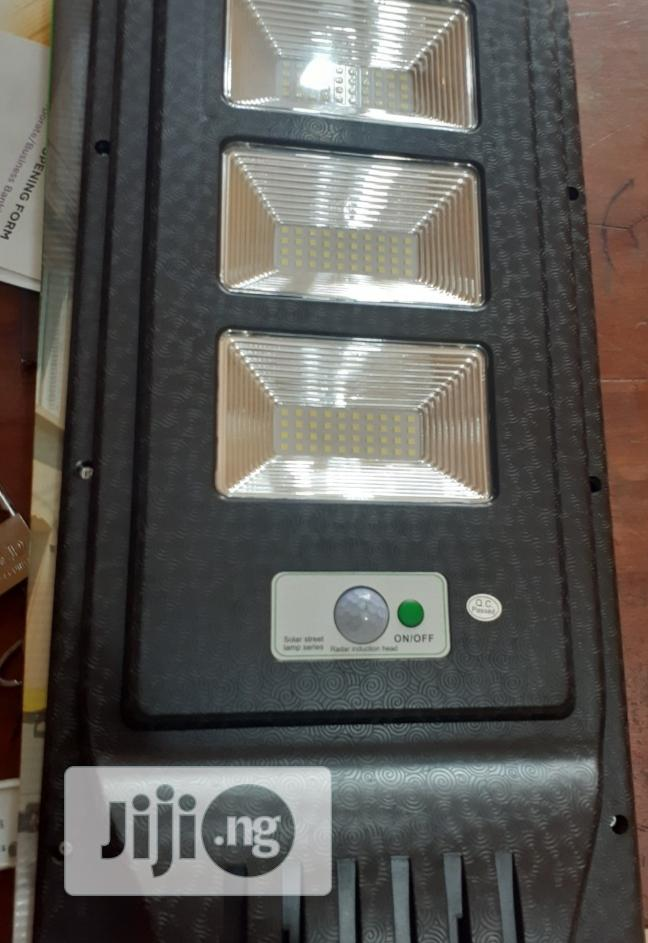 120w All in Solar Street's Light Available