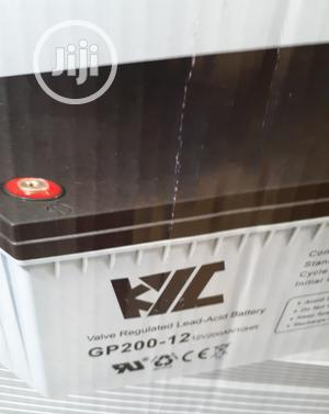 12v 200ah Kyc Battery Available   Solar Energy for sale in Lagos State, Ojo