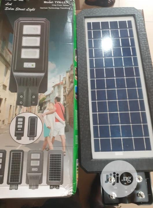 120w All in Solar Street Lights Available