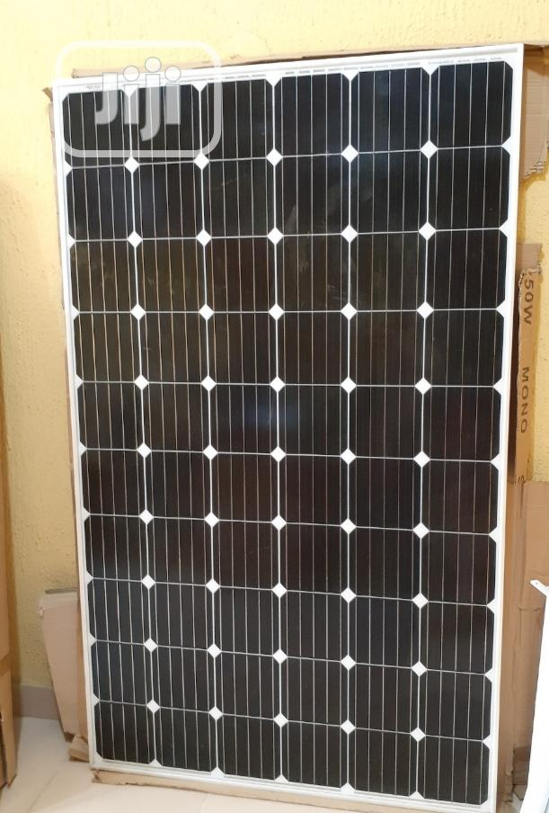 250w Solar Panel Available
