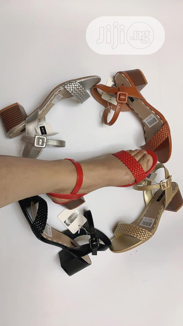 Low Heel Sanders for Ladies/Women Available in Different Sizes   Shoes for sale in Yaba, Lagos State, Nigeria