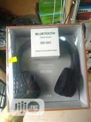 DEEP BASS Bluetooth Headphone | Headphones for sale in Lagos State, Ikeja