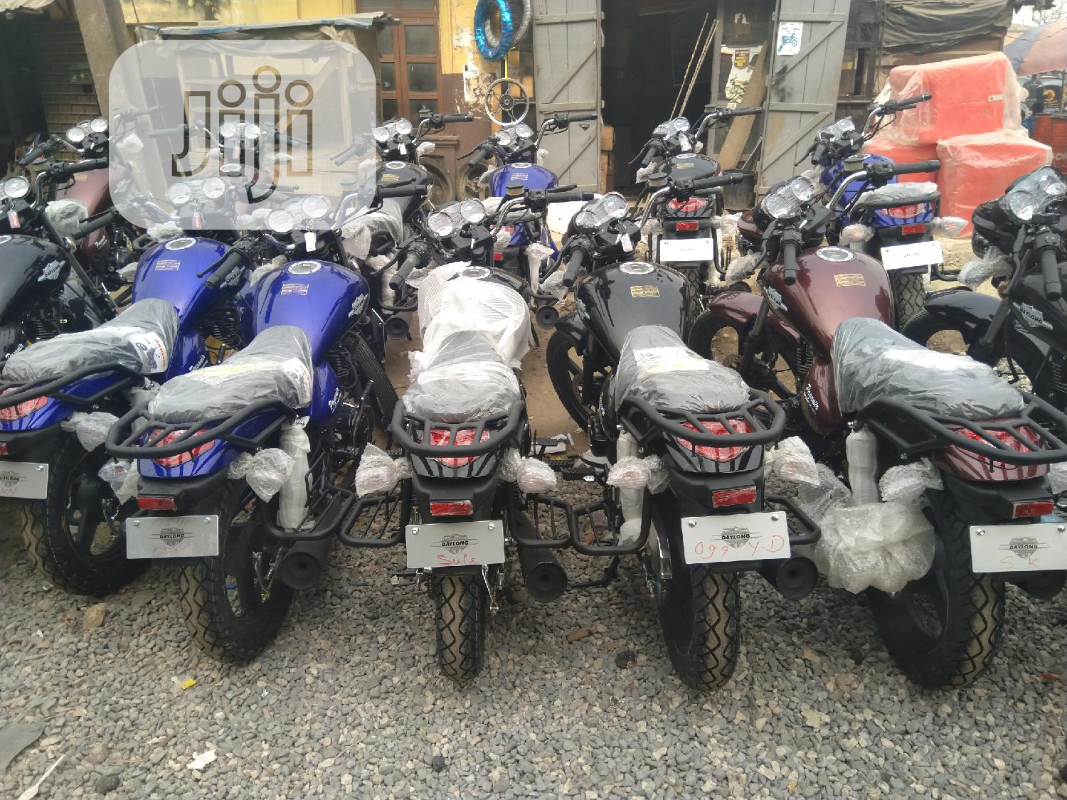 New Qlink X-Ranger 200 2021 Black | Motorcycles & Scooters for sale in Yaba, Lagos State, Nigeria