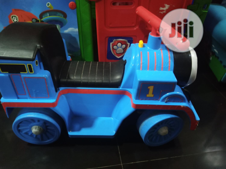 Thomas Train Children Ride