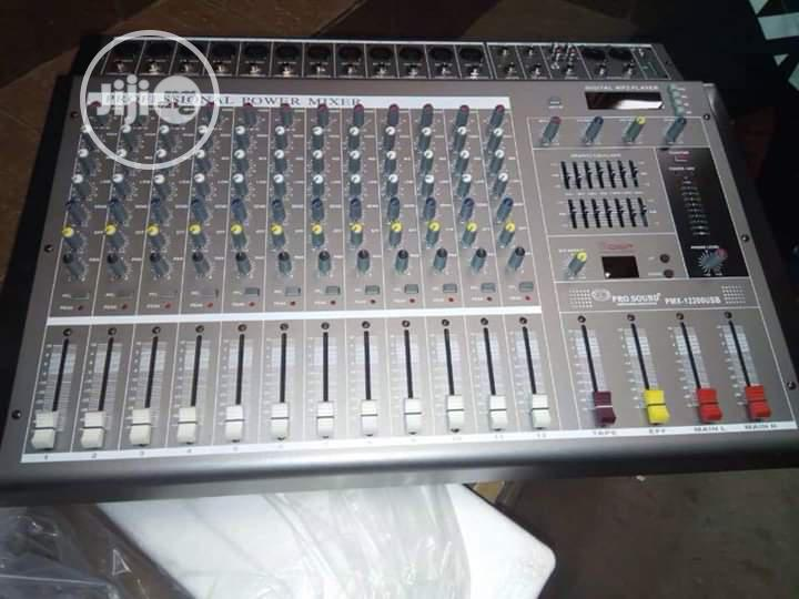Yamaha Professional 16 Channel Mixer With EQ, USB - CMX