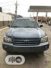 Toyota Highlander 2005 Blue | Cars for sale in Lagos State, Ikotun/Igando