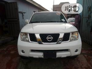 Nissan Pathfinder 2006 SE 4x4 White | Cars for sale in Lagos State, Oshodi