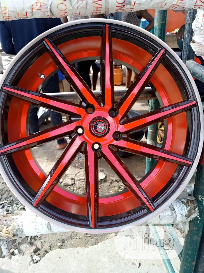 20inch Rim For Honda And Lexus Rx350