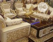 Gold Living Room Sofas | Furniture for sale in Lagos State, Ojo