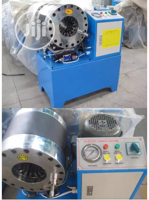 Hydraulic Crimping Machine | Manufacturing Equipment for sale in Ikeja, Lagos State, Nigeria