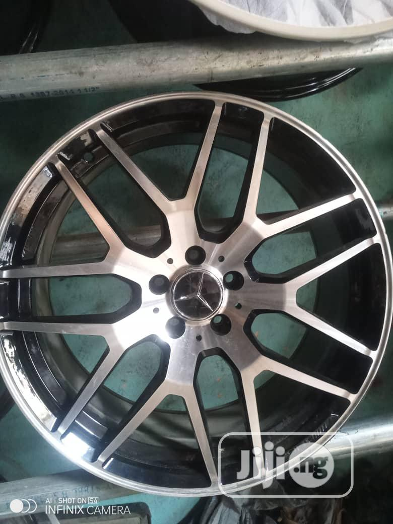 20rim for Mercedes Cars | Vehicle Parts & Accessories for sale in Mushin, Lagos State, Nigeria