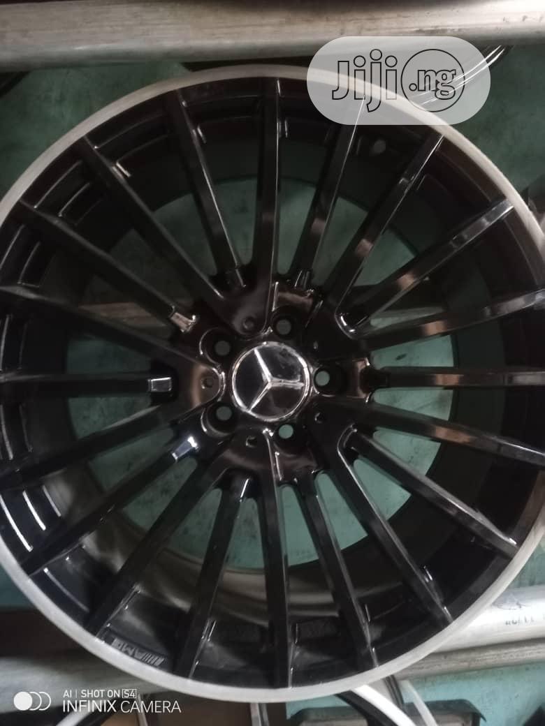 Mercedes Benz 20inch Rim