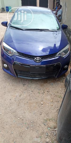 Toyota Corolla 2016 Blue   Cars for sale in Lagos State, Gbagada