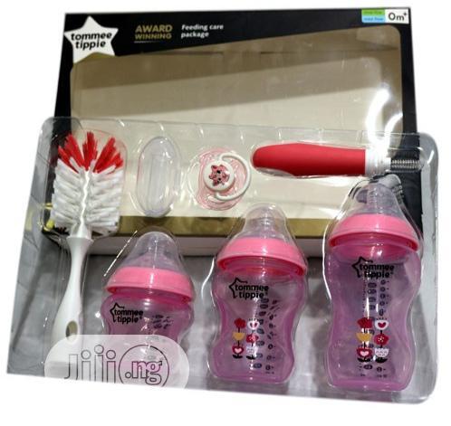 Tommee Tippee Close to Nature Newborn Feeding Bottle Starter