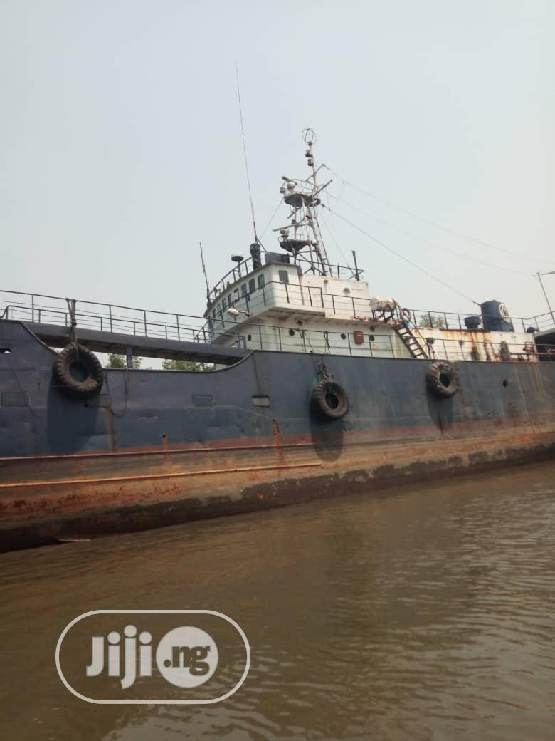 Archive: Scrap Vessel For Sale