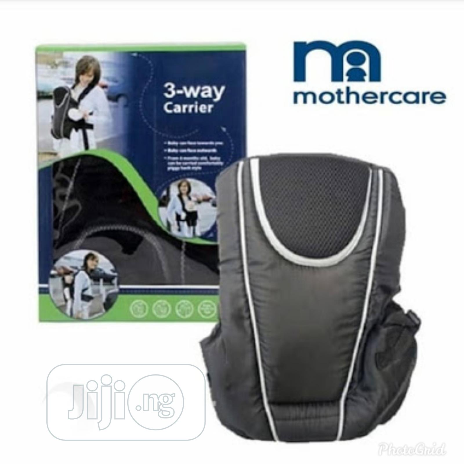 Mothercare 3-way Baby Carrier