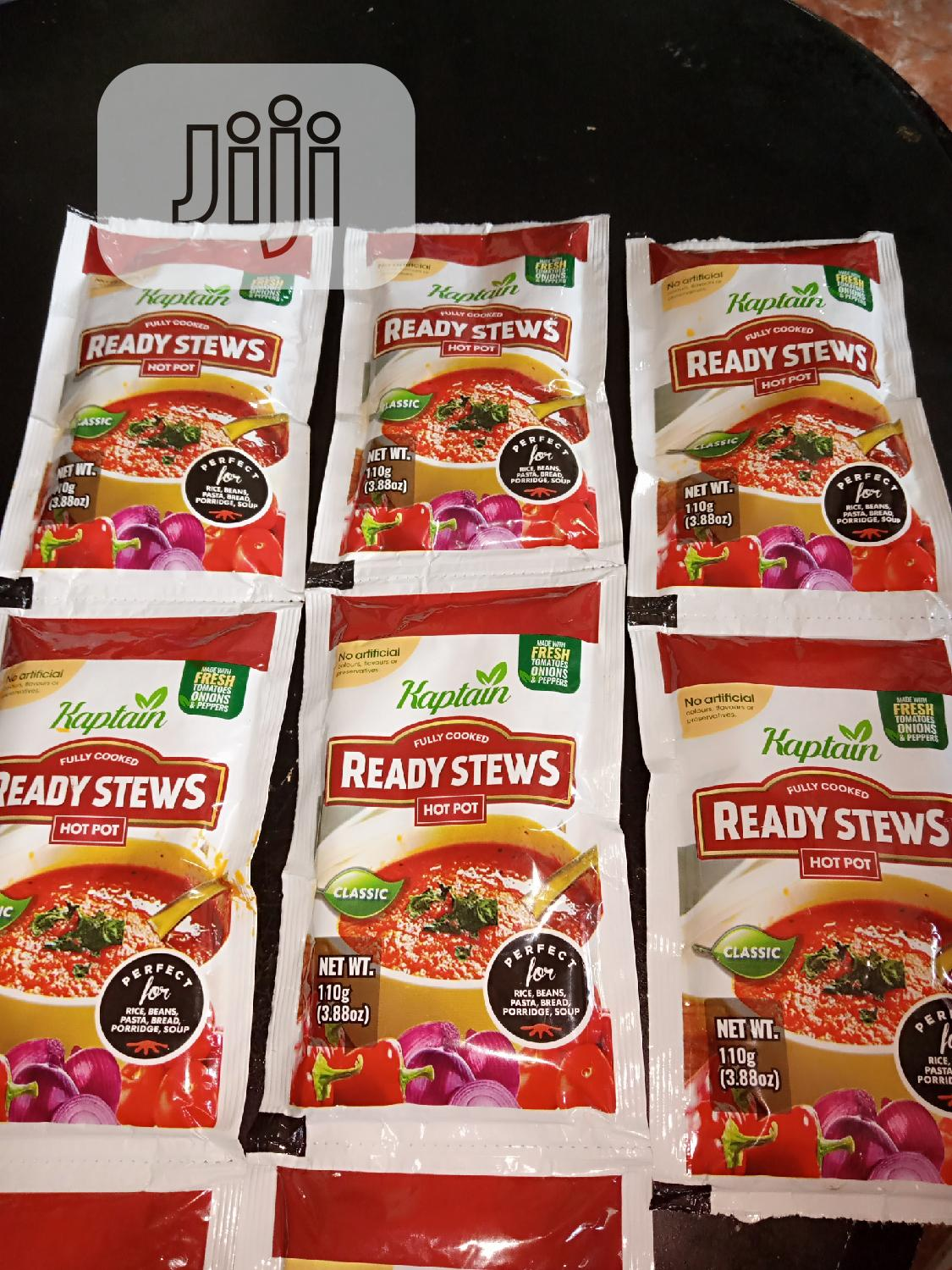 Archive: Ready Stew
