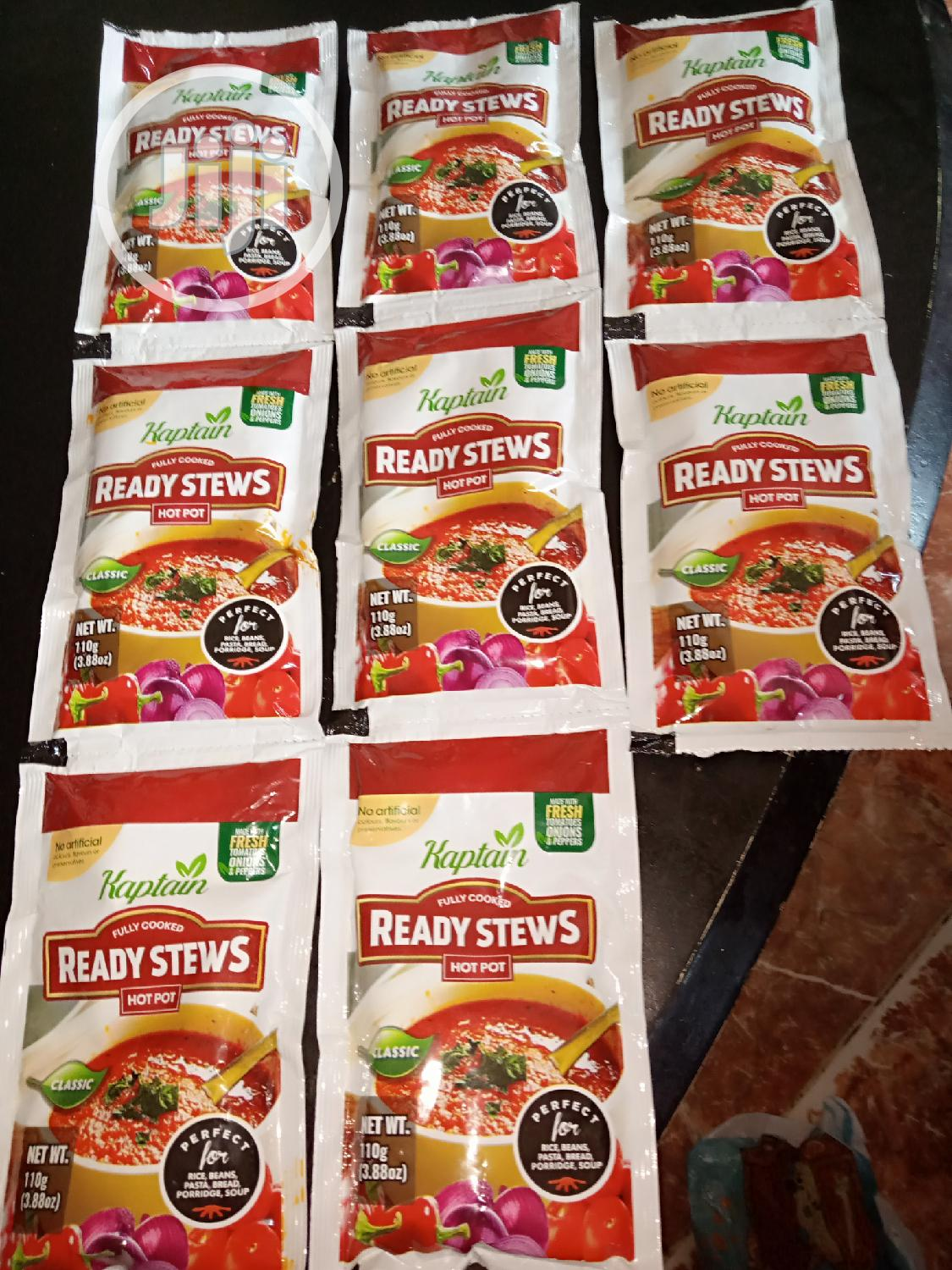 Archive: Ready Stews