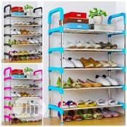 5 Layer Stainless Shoe Rack   Home Accessories for sale in Lagos State, Ikoyi