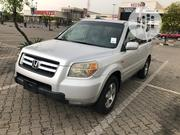 Honda Pilot 2007 EX 4x2 (3.5L 6cyl 5A) Silver | Cars for sale in Lagos State, Lekki Phase 1