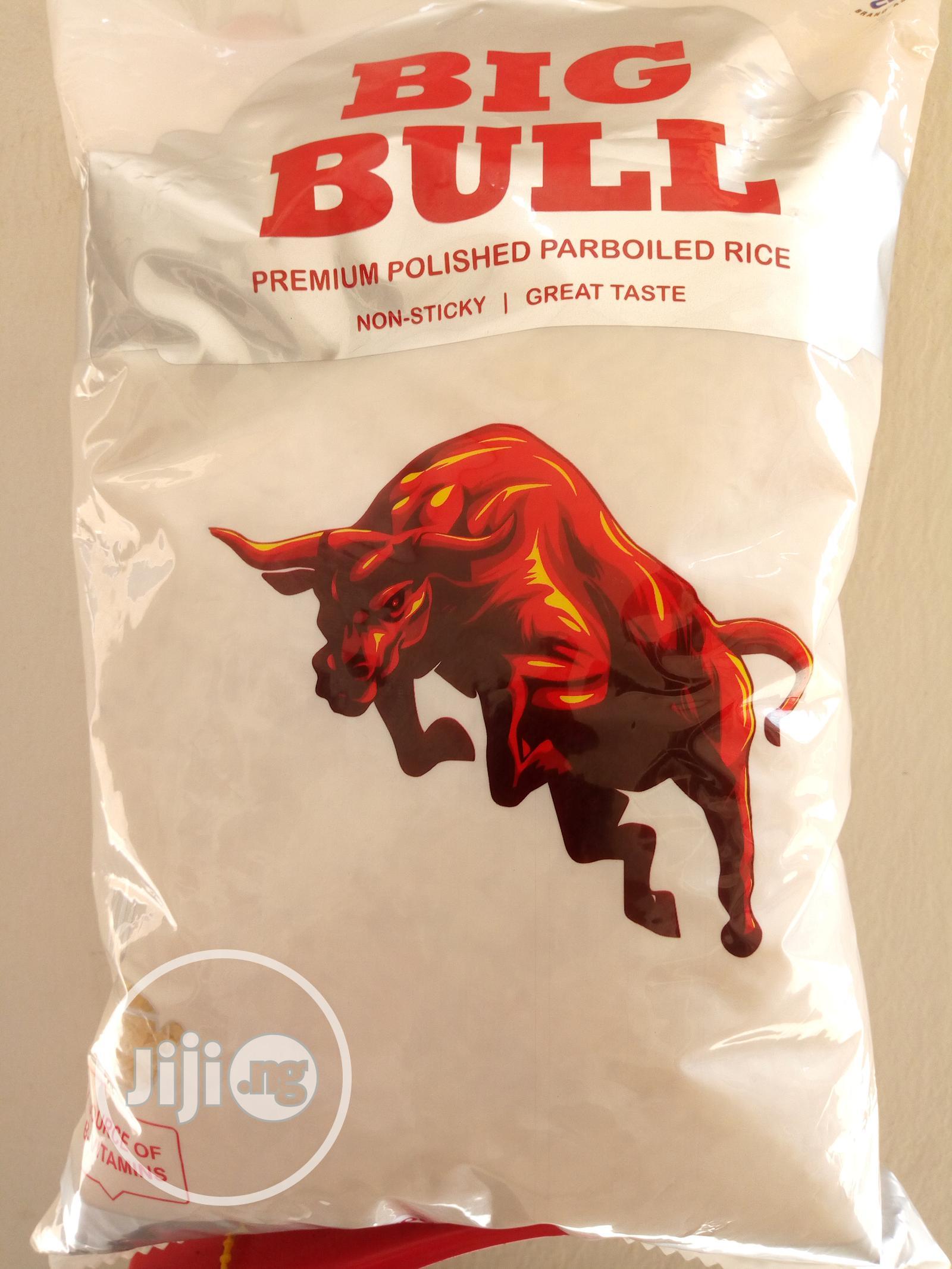 10kg Big Bull Rice
