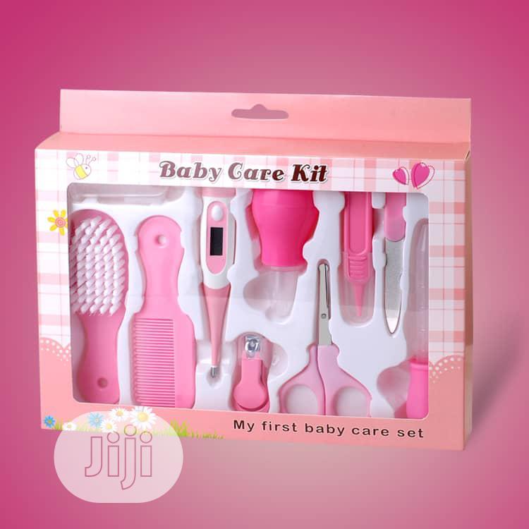 Babies Pedicure And Grooming Set