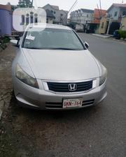 Honda Accord 2010 Silver | Cars for sale in Lagos State, Ojodu