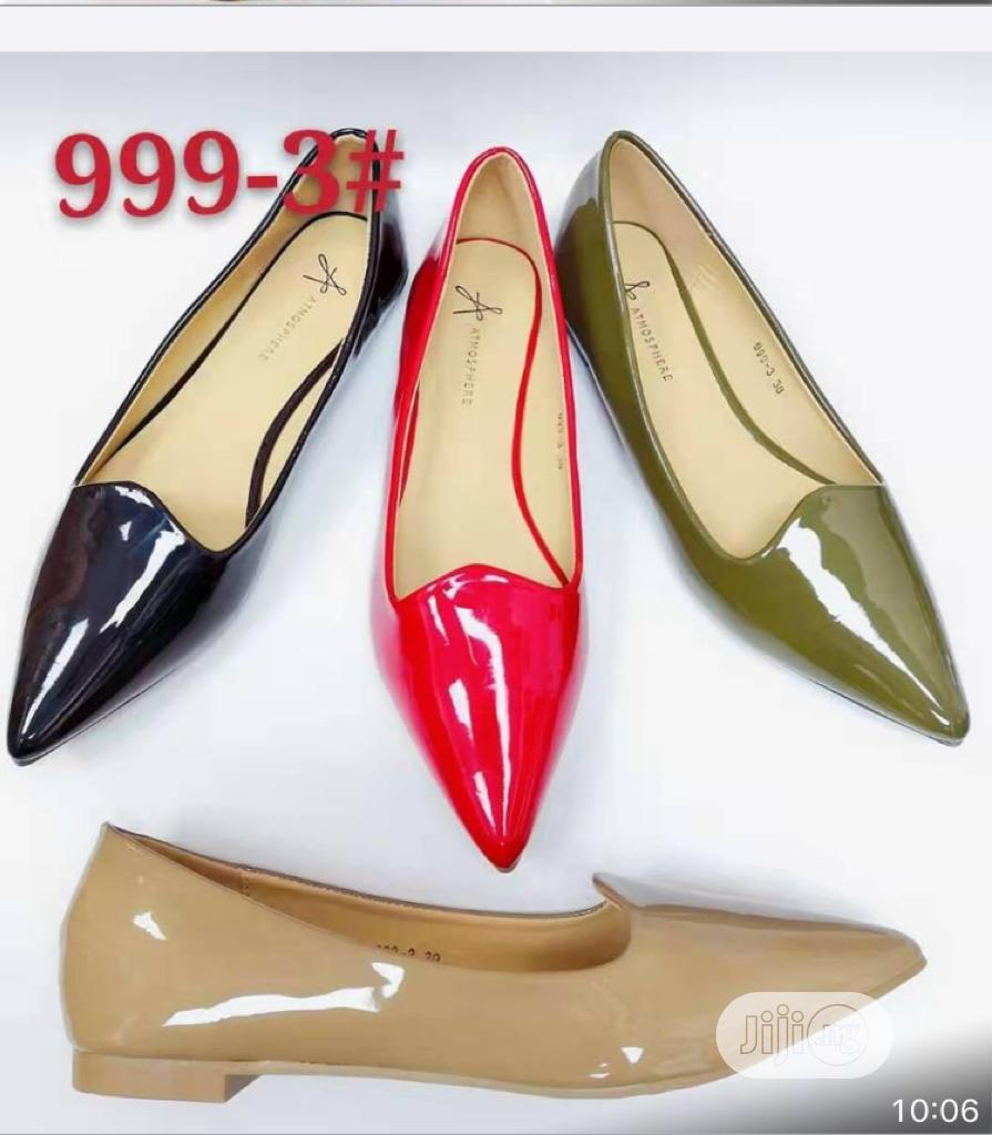 Flat Shoes For Ladies/Women Available In Different Sizes | Shoes for sale in Yaba, Lagos State, Nigeria