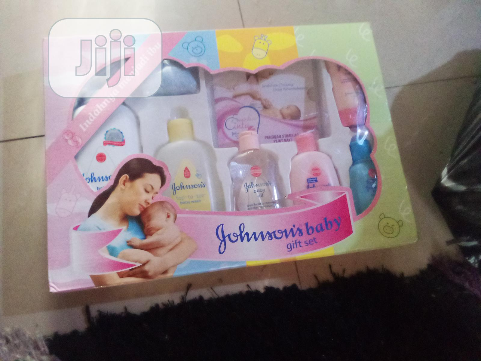 Johnson Baby Gift Set | Baby & Child Care for sale in Ikorodu, Lagos State, Nigeria