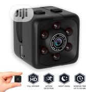 Mini Hidden Camera Portable Small HD Nanny Cam 1080P | Security & Surveillance for sale in Lagos State, Ikeja