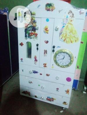 Wooden Baby/ Children Wardrobe   Children's Furniture for sale in Lagos State, Ikorodu