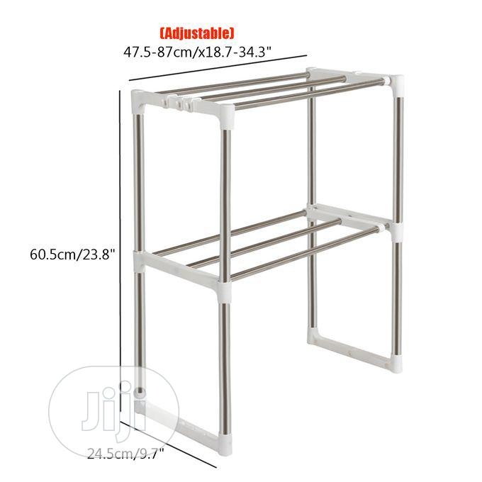 Archive: Multifunction Microwave Oven Stainless Steel Shelf 2 Tier