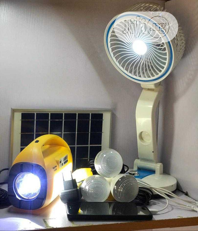 Solar Kit SALPHA POWERFLO | Solar Energy for sale in Ojo, Lagos State, Nigeria
