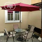 Guard Chair Umbrella And Table | Furniture for sale in Lagos State, Amuwo-Odofin