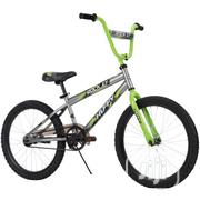 Huffy 20inchs Rock It Boys Kid's Bike - Silver | Toys for sale in Lagos State, Alimosho